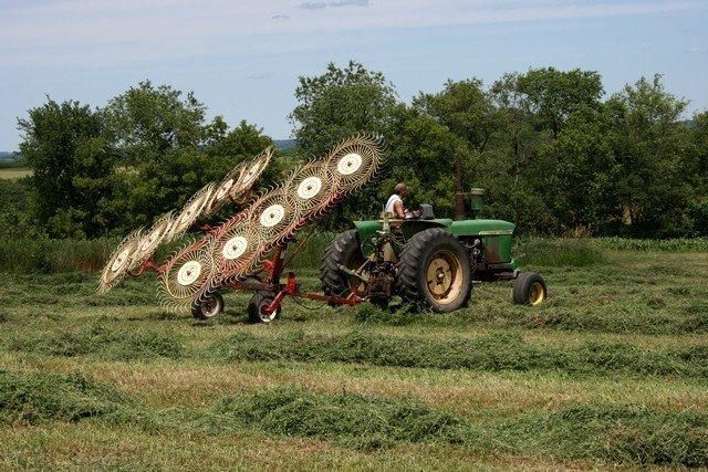 έτρα Στήριξης για τους Αγρότες
