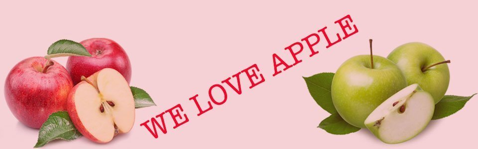 We Love Apple Agravia