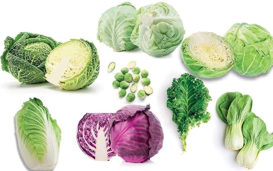 Σταυρανθή Λαχανικά