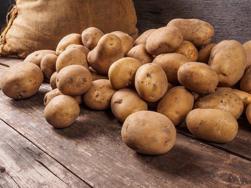 Ζήτηση για Πατάτα