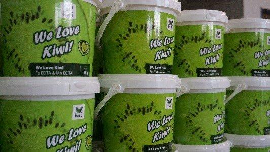 We Love Kiwi Fe EDTA & Mn EDTA